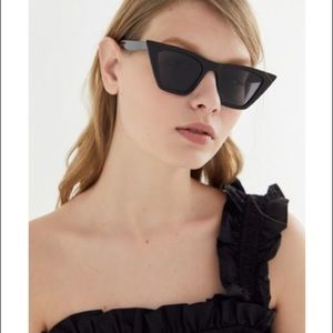 Urban Outfitters Hailey Flat Top Sunglasses